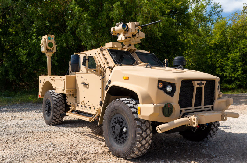 Marines Consider Compact Laser Weapon Signal Magazine