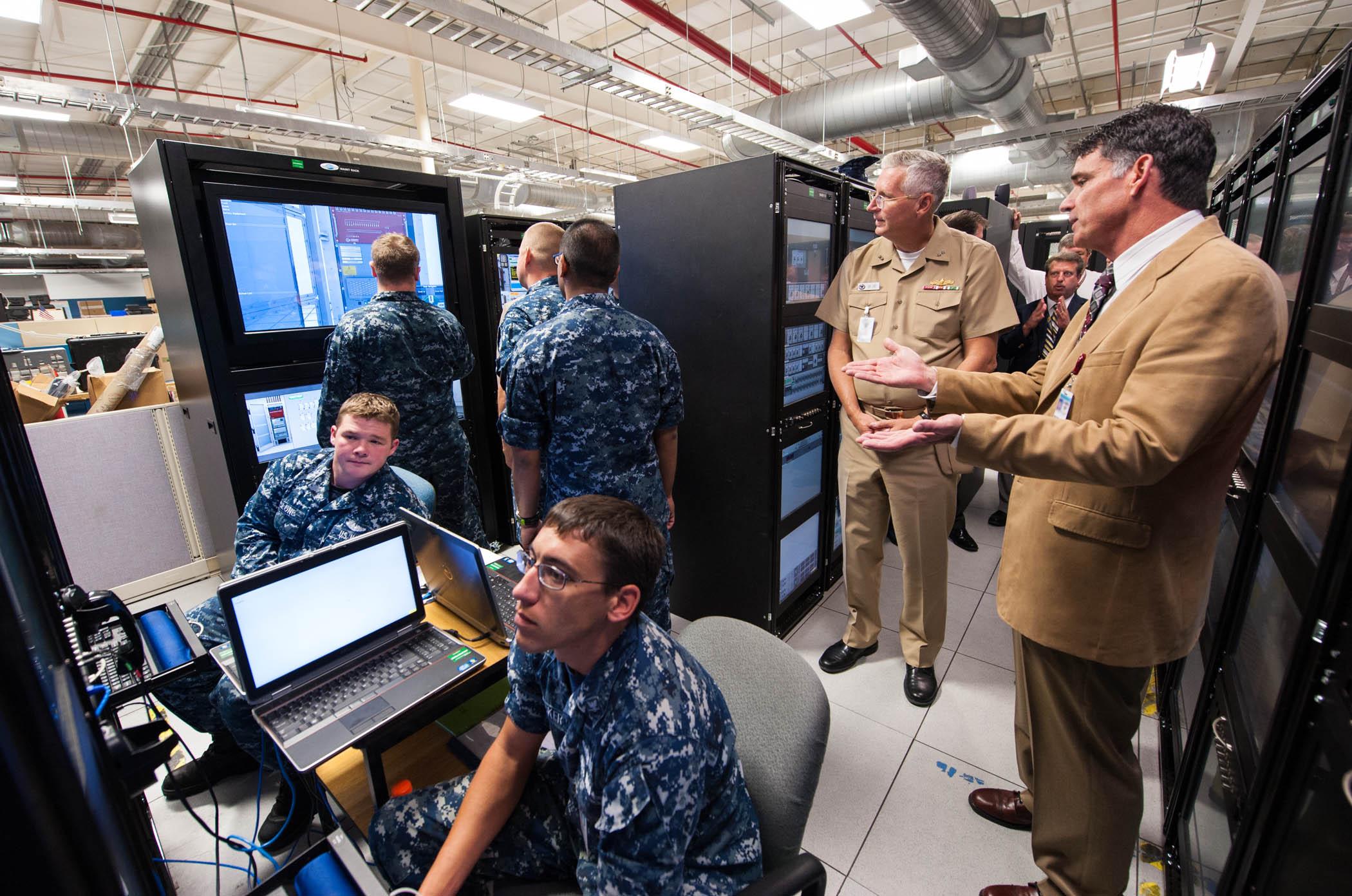 Navy To Showcase Mrts Submarine Training System At West