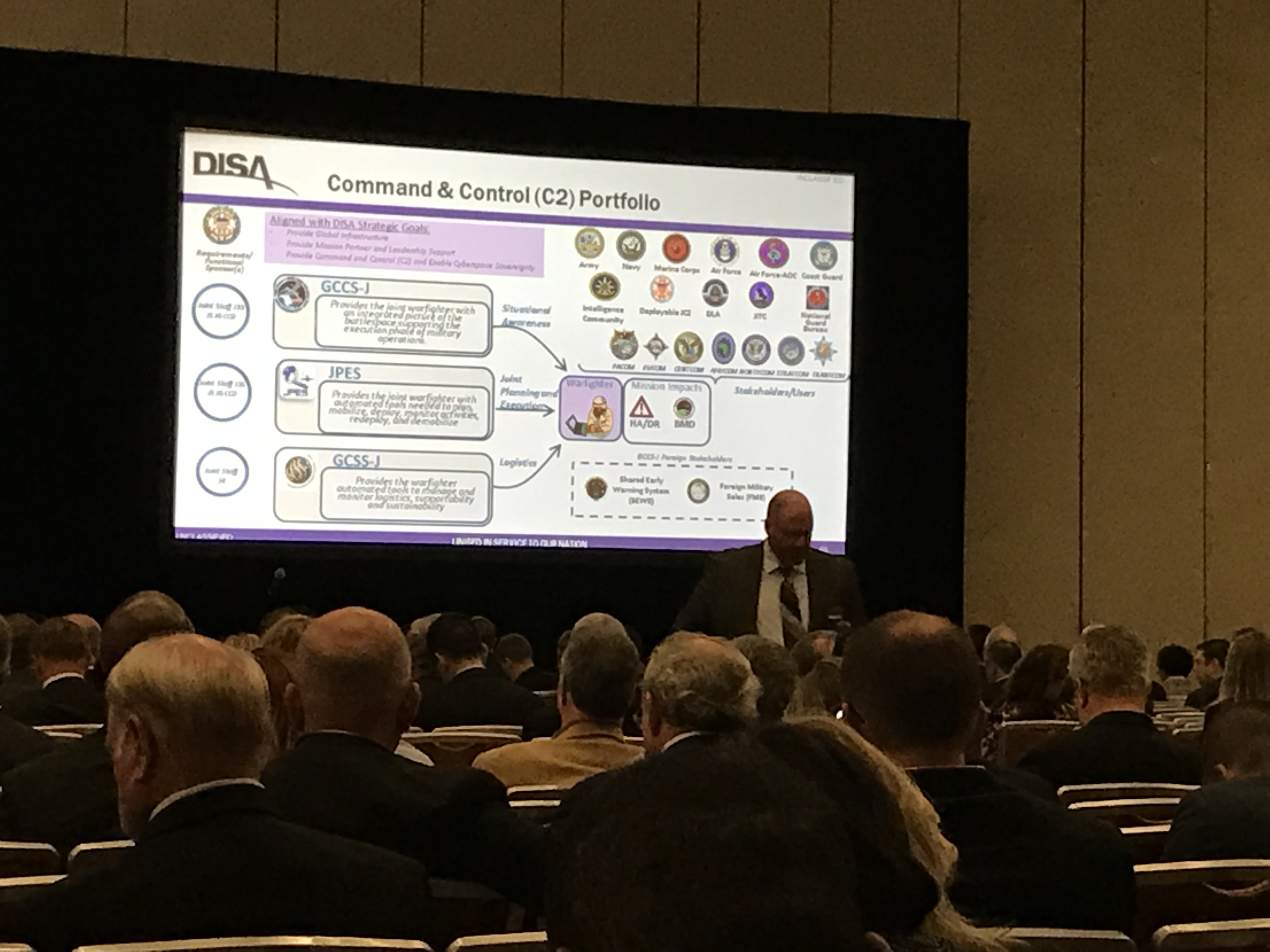 DISA to Industry: We Can't Go It Alone | SIGNAL Magazine