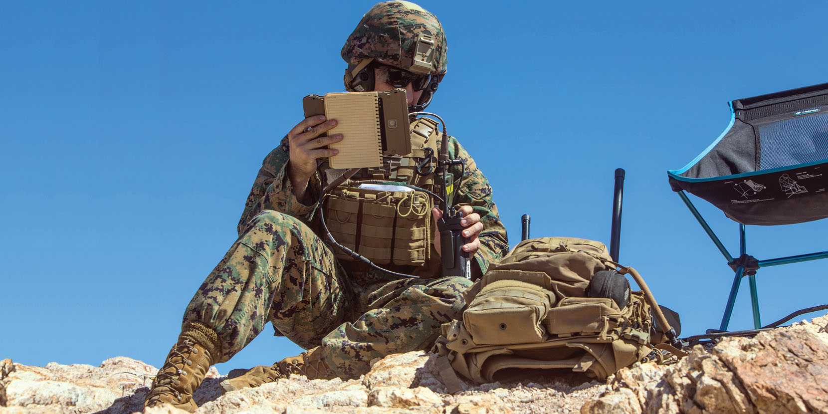 Marines Call To Improve Call For Fire System Signal Magazine