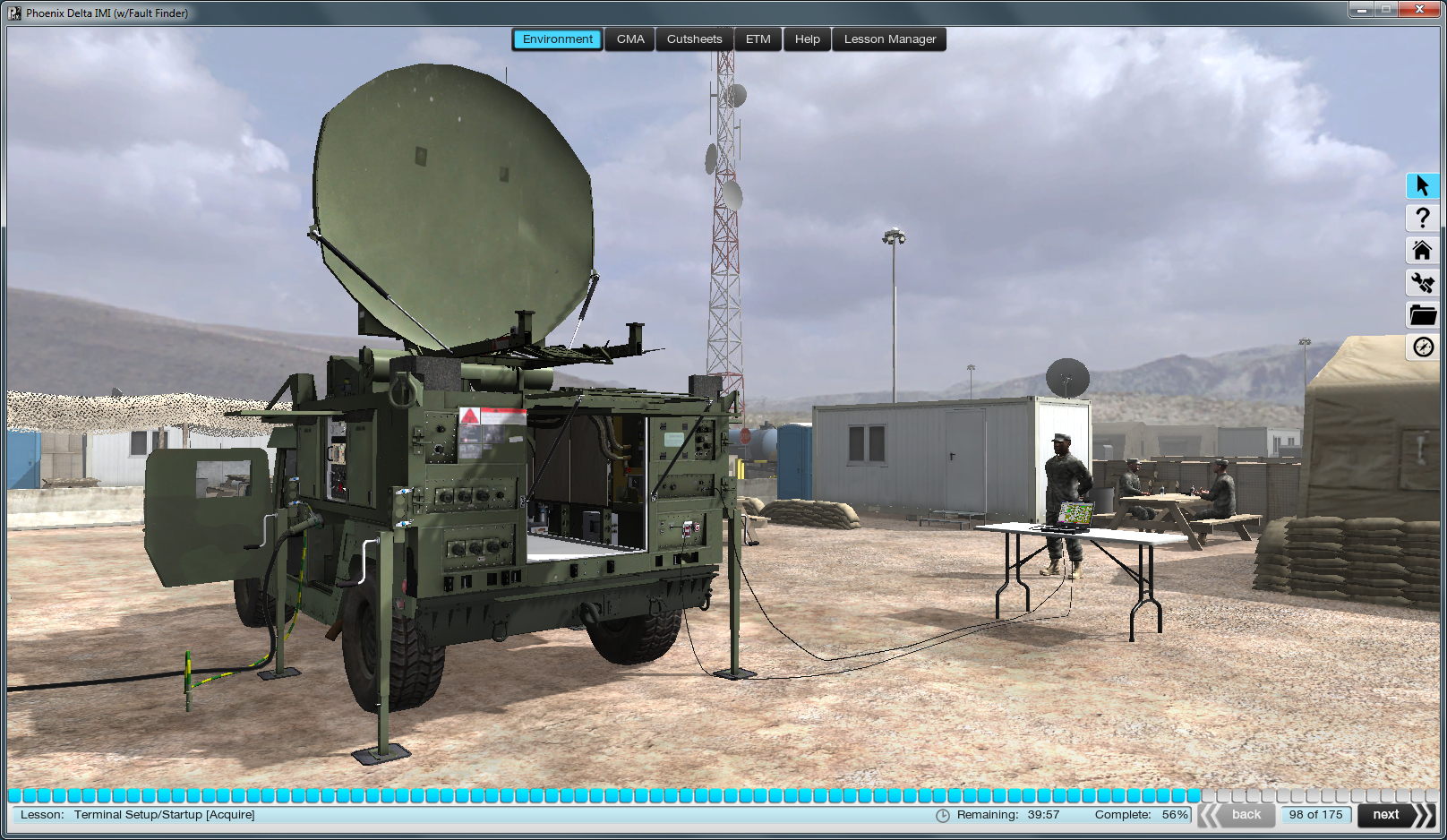 Army Satellite Communications Terminals Support An Agile