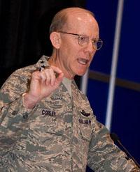Gen. John Corley