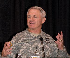 Lt. Gen. Thomas Metz
