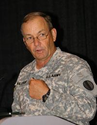 Lt. Gen. David P. Valcourt