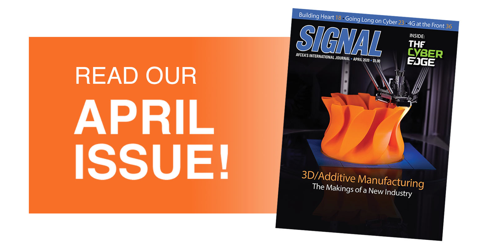 SIGNAL March Issue