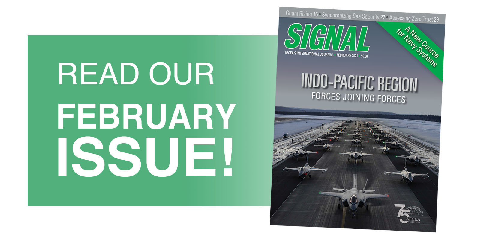 SIGNAL February Issue