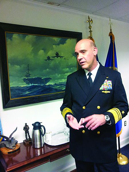 Vice Adm. Kendall Card, USN, deputy chief of naval operations for information dominance and director of naval intelligence, makes the case that information dominance is a key warfighting discipline on par with sea, undersea, air and space.