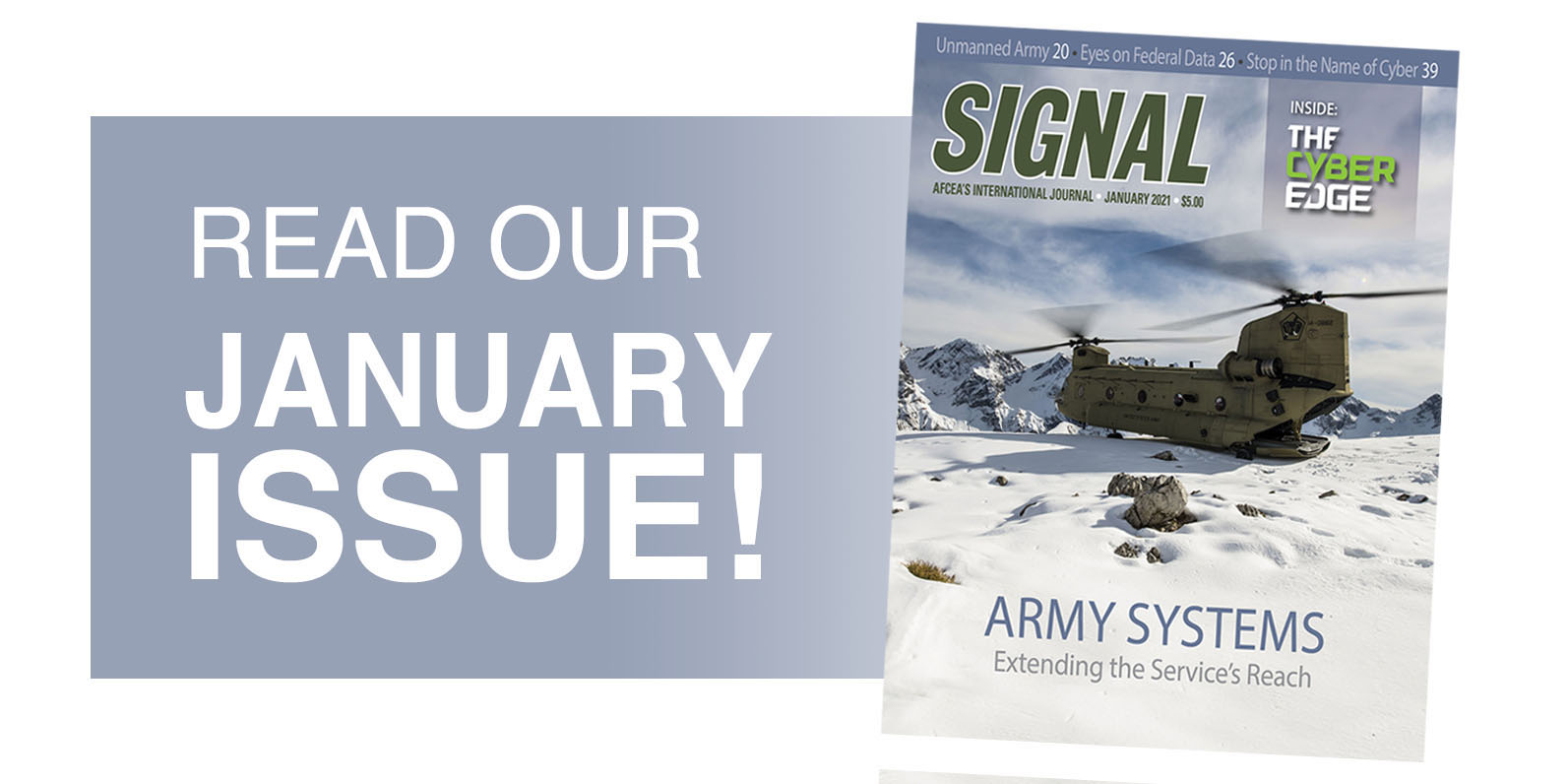 SIGNAL December Issue