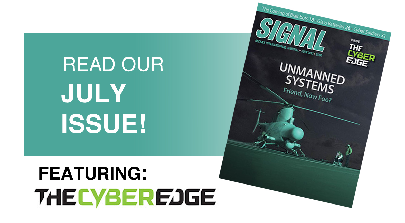 SIGNAL July Issue