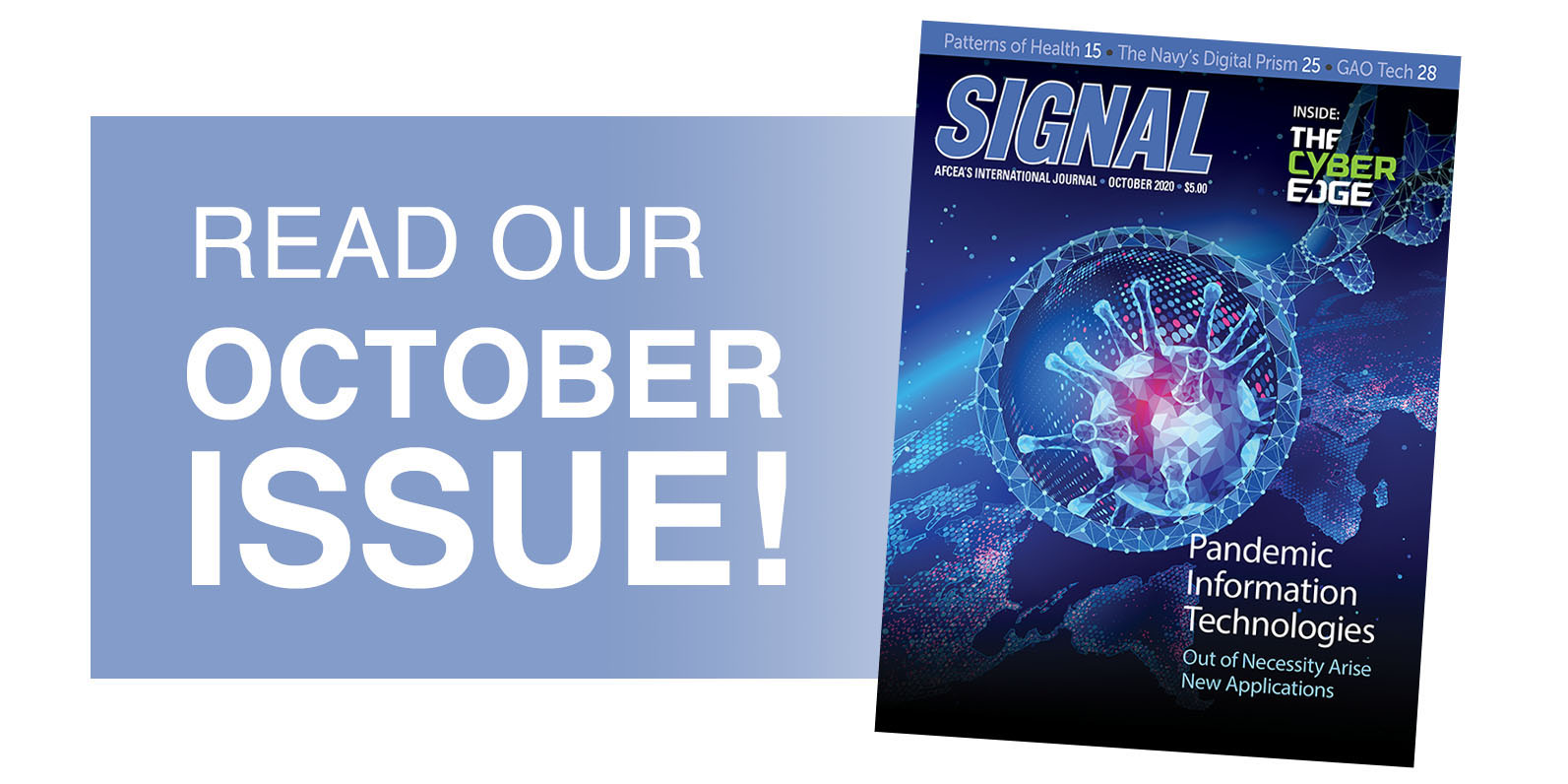 SIGNAL October Issue