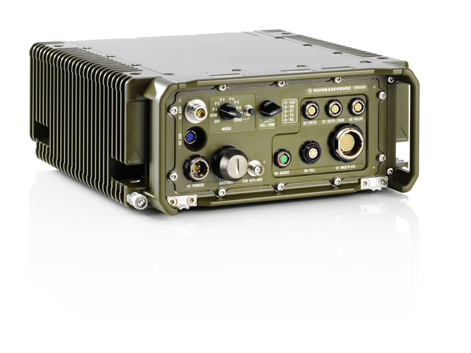 Product Announcements Signal Magazine 22153 Watt Low Frequency Amplifier Based Ka2206 Flexible Secure Sca The New Rssdtr Software Defined Tactical Radio Enables High Data Rate Jam Resistant Communications In Network Centric