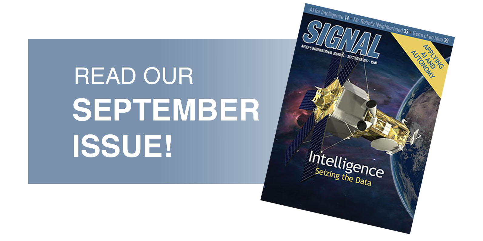 SIGNAL September Issue