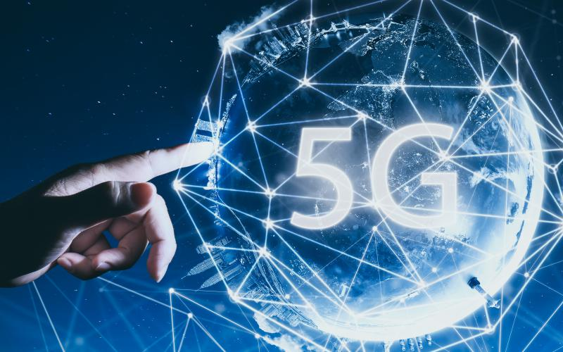 The DoD is investing heavily in the promise of high-speed edge computing with 5G technologies. Credit: Shutterstock