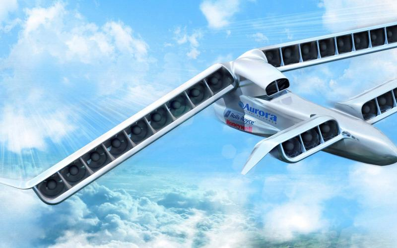 DARPA has awarded funds to Aurora Flight Services for the next two phases of the X-plane program.