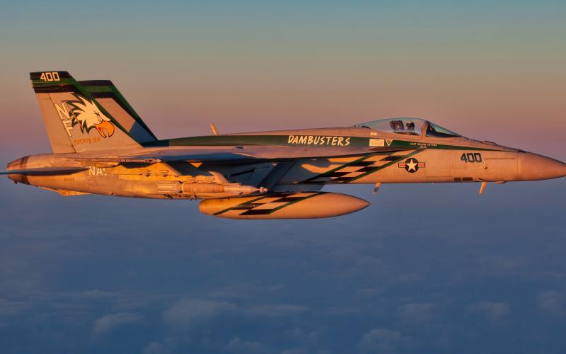 Raytheon receives a contract for repair of weapon replaceable assemblies for the AN/ALR67(V)3 for the F/A-18 A/B/C/D/E/F aircraft.