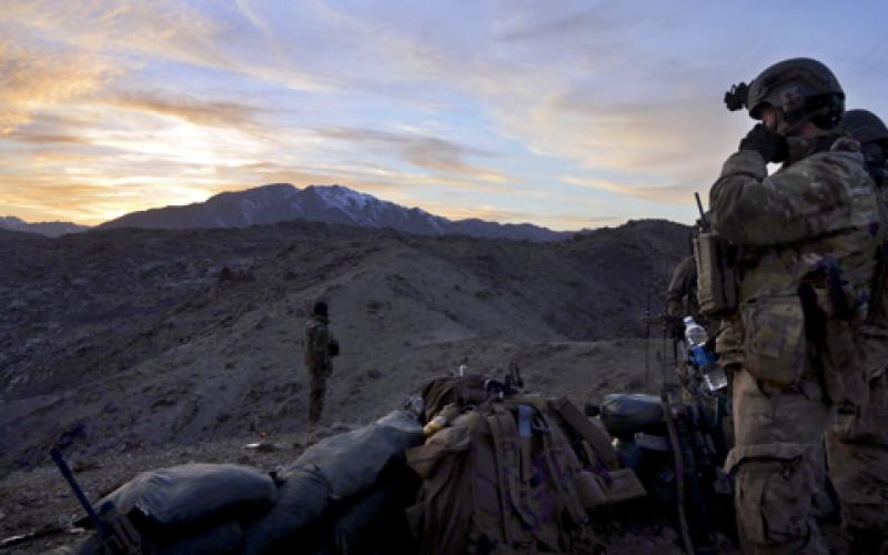 U.S. Special Operations Command has awarded a contract to Harris Corporation to purchase next-generation manpack radios.