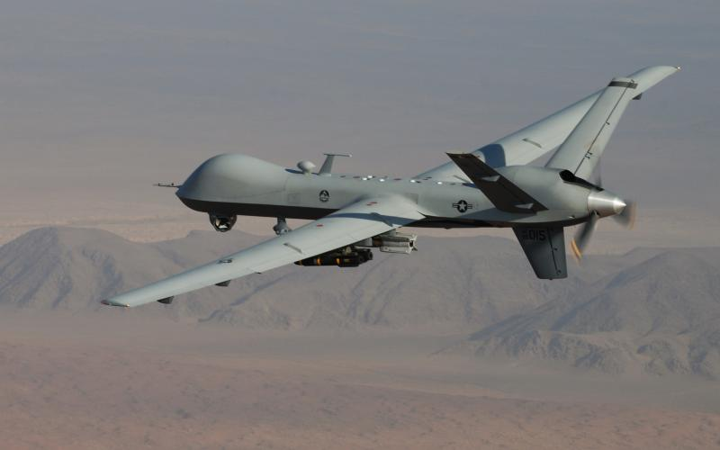 The U.S. Air Force has awarded General Atomics-Aeronautical Systems Inc., $370,932,862 for MQ-9 Reaper production.