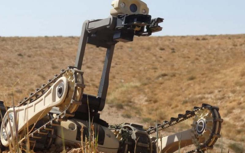 RoboTeam, which builds the Micro Tactical Ground Robot, has been awarded a $25 million contract by the U.S. Air Force for a small robot system, logistics and maintenance support.