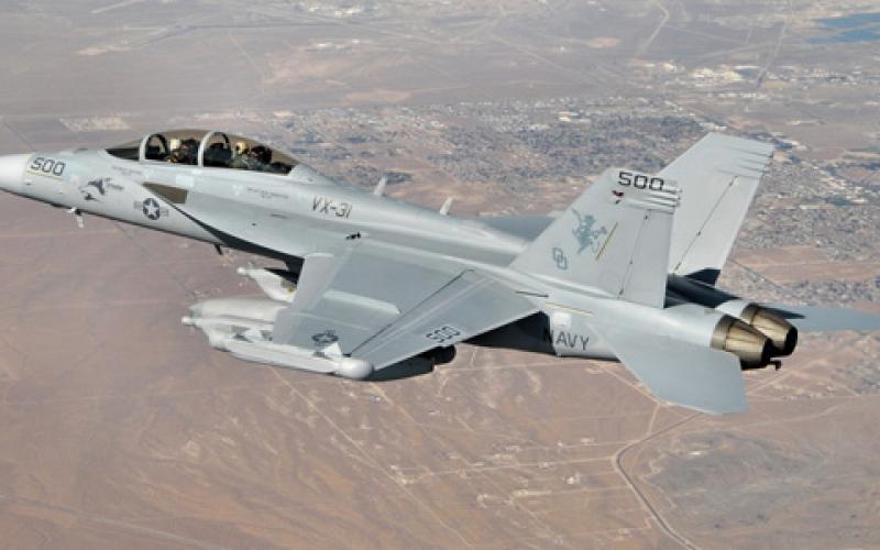 The U.S. Navy has awarded $678,679,386 to Boeing for the procurement of seven Lot 40 EA-18G aircraft and associated airborne electronic attack kits and five F/A-18E aircraft.