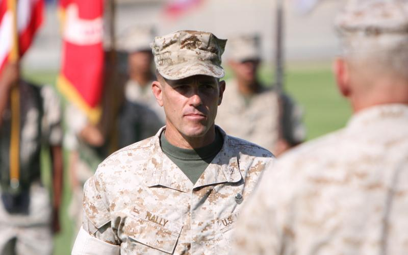 Then-Col. Kevin Nally, USMC, took command of the Marine Corps Communications-Electronics School, Twentynine Palms, California, in 2009. Retired Brig. Gen. Nally, who now serves as the chief information officer, U.S. Secret Service, stresses the importance of mentorship.