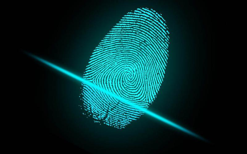 The Homeland Security Department is testing a new contact-free fingerprinting technology at select airports.