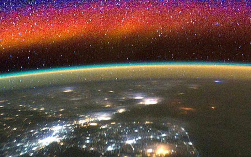 NASA's new GOLD mission, launching on January 25, will provide important observations of the ionosphere, and how it impacts technologies operating in near-space. NASA photo