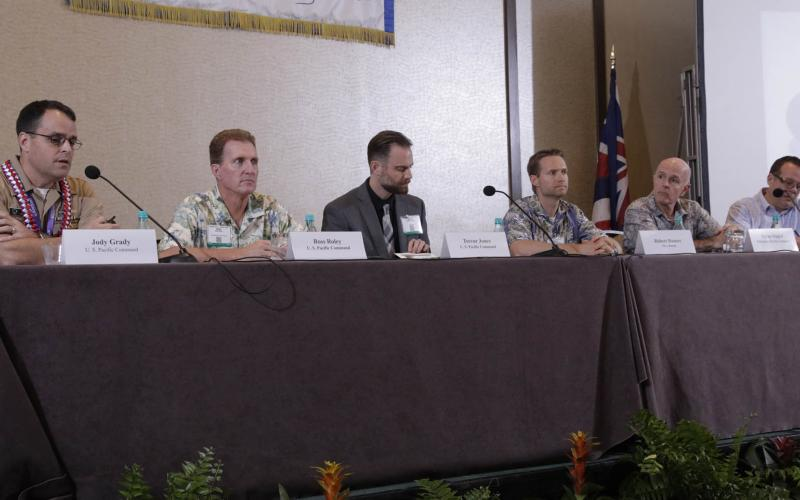 Experts debate whether a cyber attack against common information systems or industrial control systems would be more lethal. Photo by Bob Goodwin