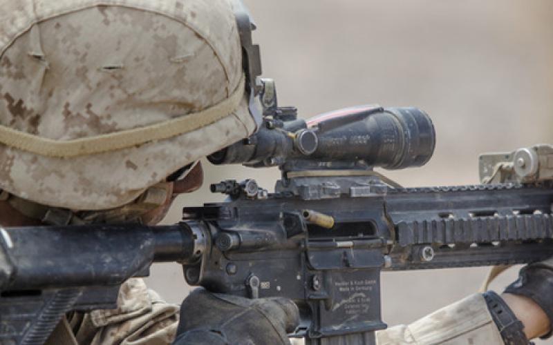 marine corps getting more m27 rifles to partially replace m4s