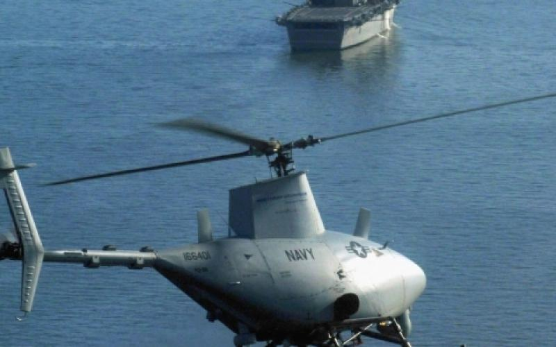 Northrop Grumman Corp., Aerospace Systems is being awarded a contract modification to exercise options for engines, program related engineering services, integrated logistics and training in support of the MQ-8 Fire Scout unmanned aircraft system.