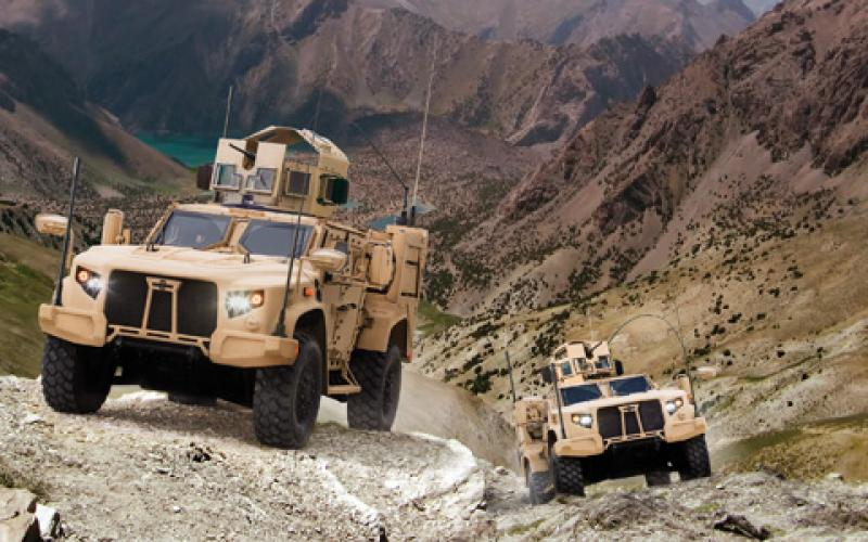 The U.S. Army has awarded a $6.7 billion firm fixed price production contract for the Joint Light Tactical Vehicle to Oshkosh Defense LLC.