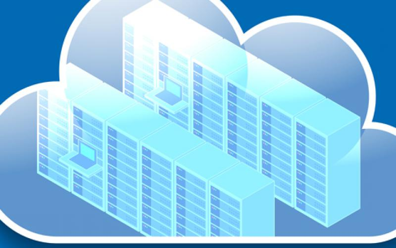 Traditional data centers are increasingly being engulfed by a cloud of better capabilities. Credit: Shutterstock