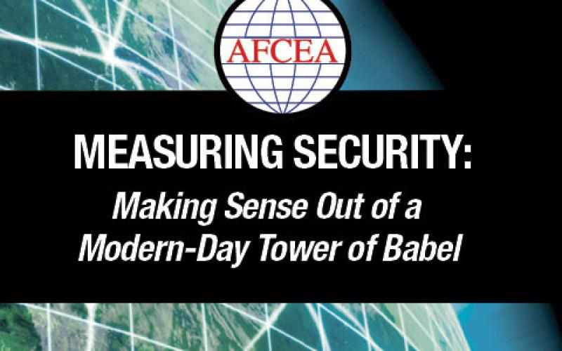The AFCEA Cyber Committee shares how organizations struggle to measure the strength of their systems security.
