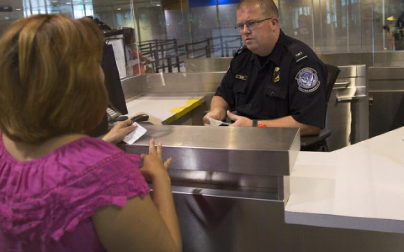 The Department of Homeland Security is reaching out to the private sector for ideas about advanced cloud-based biometric technology for immigration and border security.
