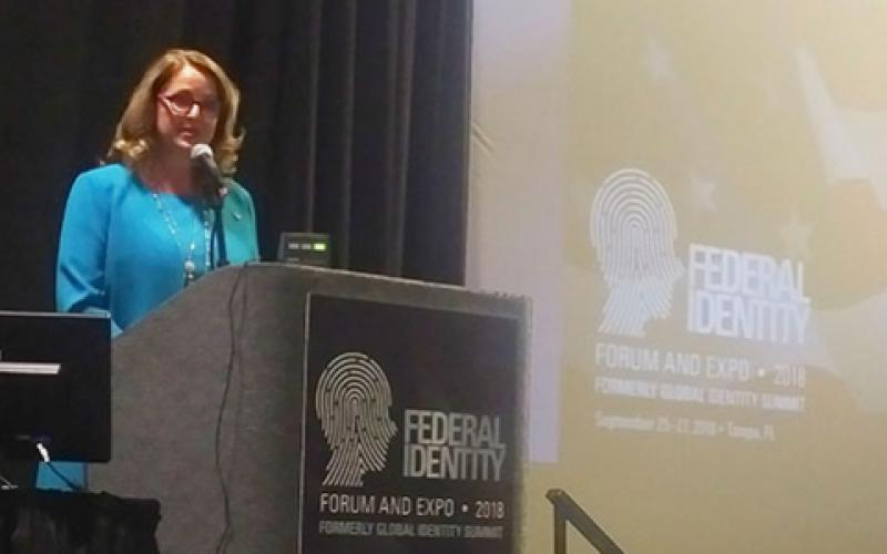 Federal CIO Suzette Kent discusses the role of identity mangement in federal IT modernization during AFCEA's Federal Identity Summit.