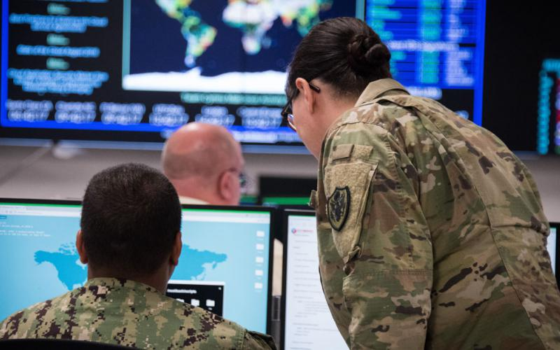 The Joint Force Headquarters–Department of Defense Information Network (JFHQ-DODIN) works closely with Defense Department components and partners on cyber requirements and security.