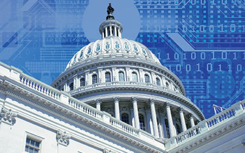 Lawmakers have created a new organization, the Cyberspace Solarium Commission, to tackle a national cybersecurity policy.
