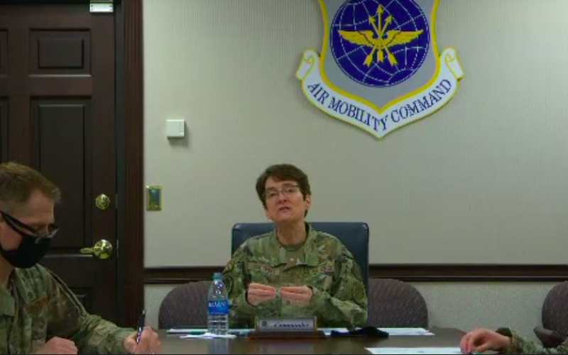 Once manufacturing deficiencies are handled, the Air Force's new KC-46 aircraft will provide many advantages to the air fleet, says Gen. Jaqueline Van Ovost, USAF, commander, Air Mobility Command