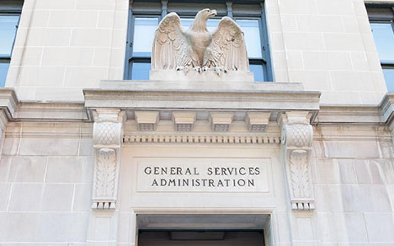 The General Services Administration (GSA) is an independent agency that manages and supports federal agencies. Credit: Shutterstock