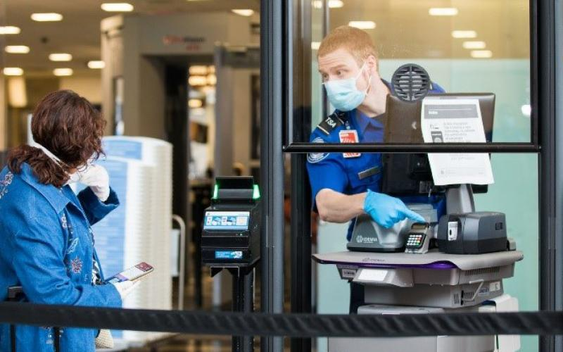 The TSA awarded Lavi Industries a sole-source small business contract for acrylic barriers and associated equipment at 37 airports throughout the United States in August 2020.