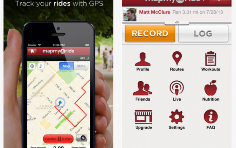 Cool App-ude: MapMyRide and AFCEA Cycle for STEM | SIGNAL ... on events app, goanimate app, animation app, google app, mobile app, my google maps, education app,