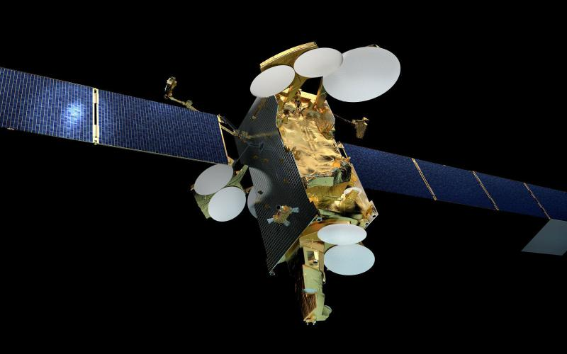 NASA's GOLD mission is harnessing commercial satellite infrastructure for the first time by hitching a ride with SES Government Solution's SES-14 communications satellite. SES Government Solutions Photo of SES-12