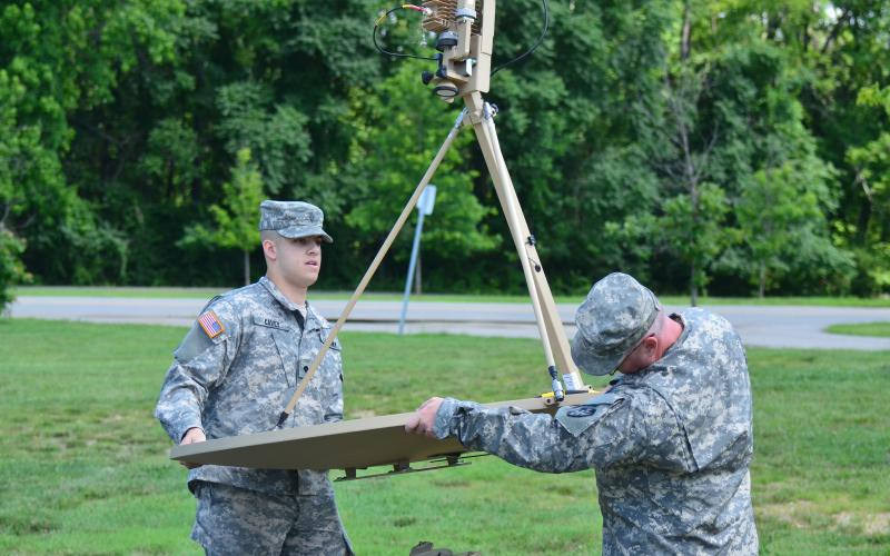 The Army has replaced a satellite network with an improved one that lets Army Medical Command personnel worldwide to do  a number of telemedical services.