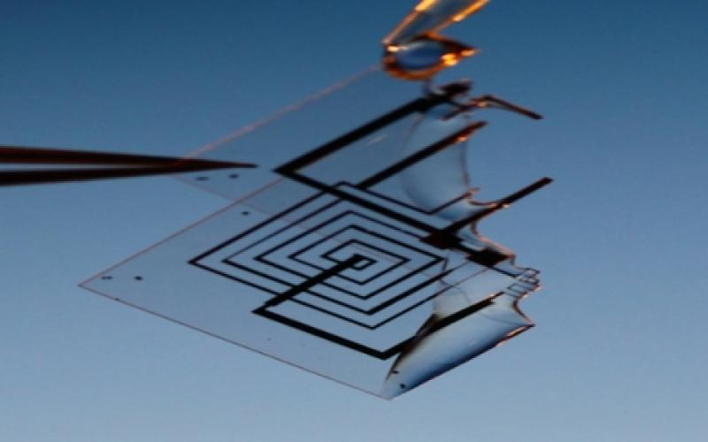 DARPA's Vanishing Programmable Resources program is developing electronics that disappear.