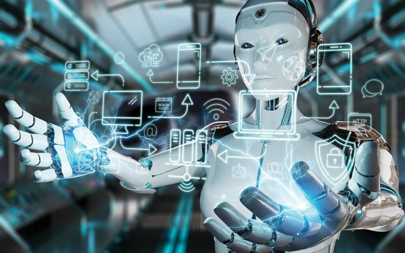 Artificial intelligence could help protect and defend information technology networks, but it will depend on the quality of the data. Credit: sdecoret/Shutterstock