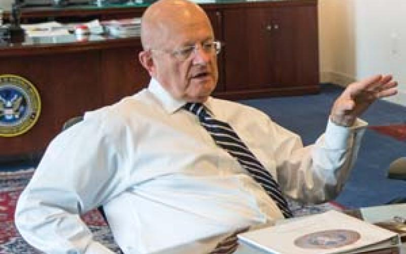 Director of National Intelligence James R. Clapper warns of increasing global threats amid severe intelligence budget cuts.