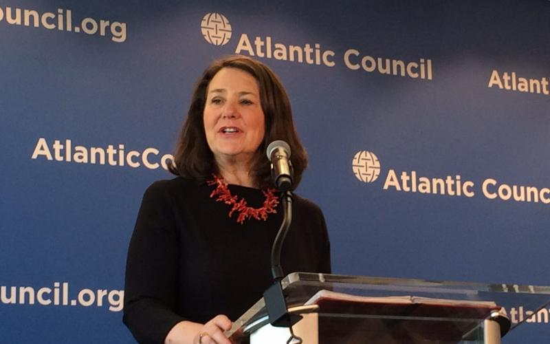 U.S. Rep. Diana DeGette (D-CO) talks about proposed legislation to safeguard patient privacy amid booming market of medical devices connected to the Internet.