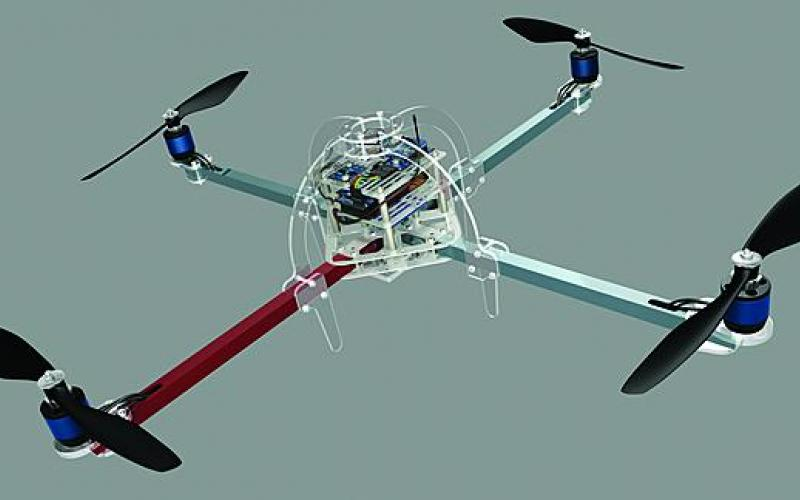 The ArduCopter, which uses easily available software code, is serving as a testbed for high-assurance software development. Researchers already have replaced half its code, which is sufficient for operators to fly the vehicle using only the new code.