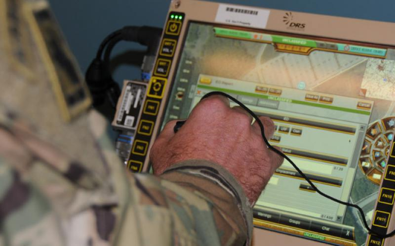 While the U.S. Army is working on significantly upgrading its situational awareness system Blue Force Tracking, in use on more than 98,000 platforms, its cyber situational awareness needs improvement, especially in red and gray zones. Army photo