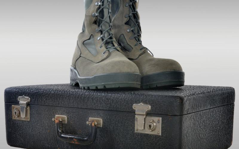 The SBA's Boots to Business endeavor helps military personnel leaving the service develop plans to start their own companies.