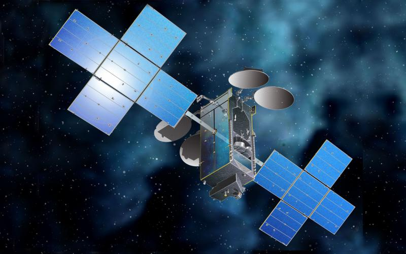 Hughes' latest satellite, EchoStar XIX, provides high-capacity broadband, increasing satellite Internet service in North America.